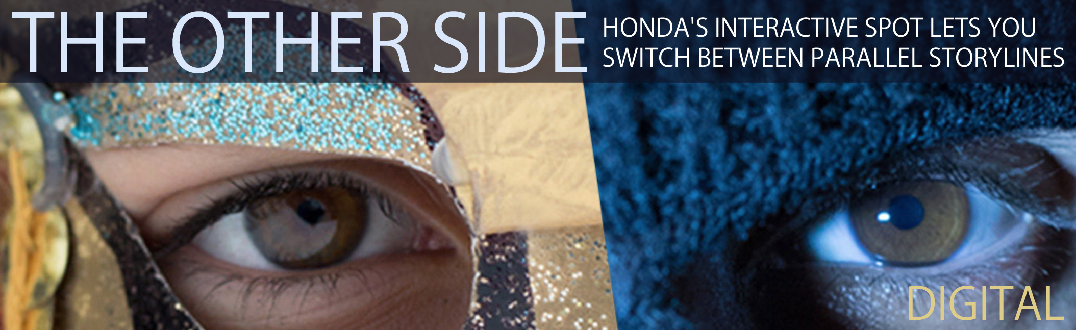luerzers archive hondas clever spot lets  switch  parallel storylines