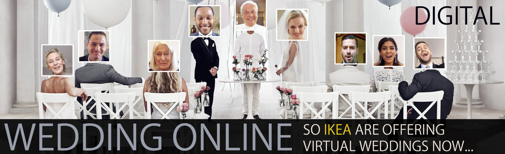 lrzers archive so ikea are offering virtual weddings now