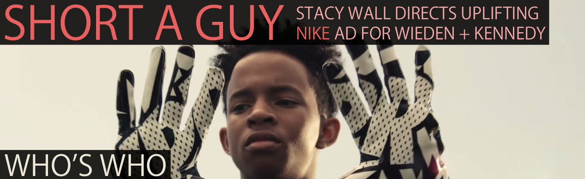 cheap price 2018 shoes great fit Lürzer's Archive - Stacy Wall directs uplifting Nike ad for ...