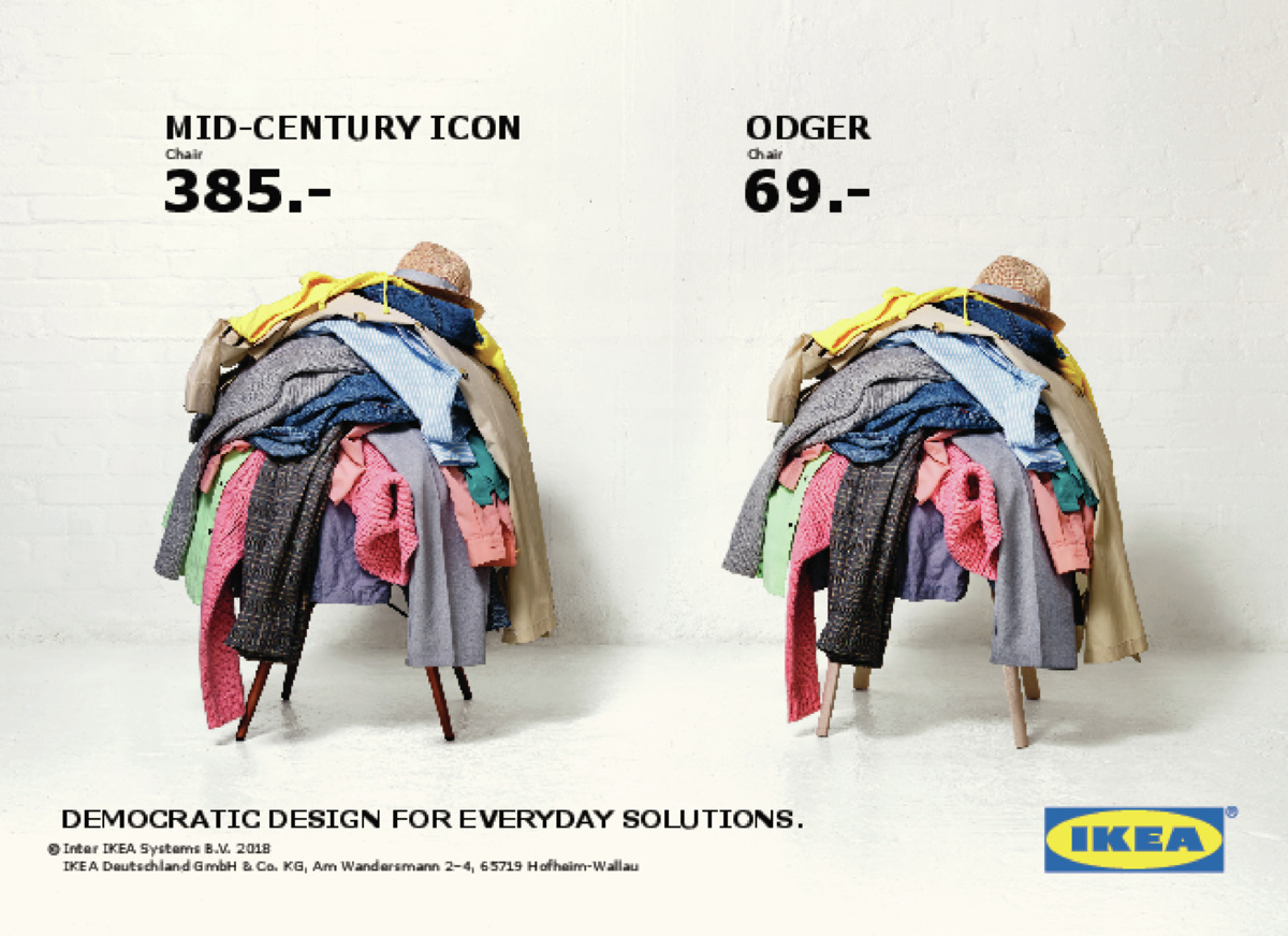 Lürzers Archive Print Ad Of The Week Ikea