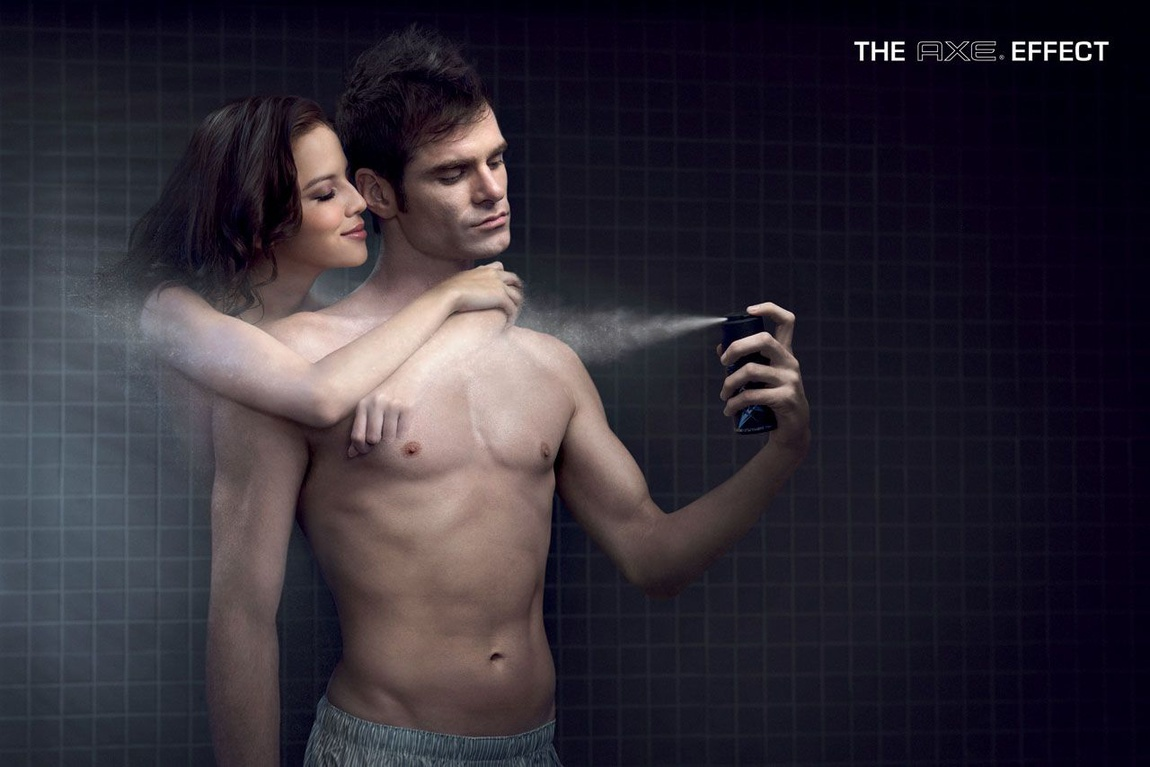 axe advertising In fact, axe's brand development director, mike dwyer, has confirmed that axe targets men ages 18-24 so while the idea that women are essentially equated with their sexual appeal is a pretty.