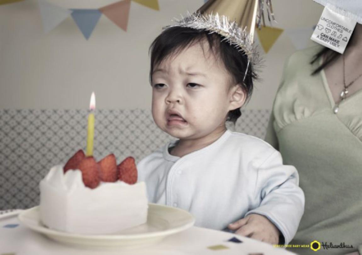 Смешное фото рождения ребенка
