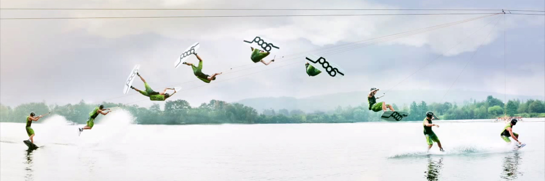 Lürzer's Archive - Wakeboarding and the joy of Photoshop