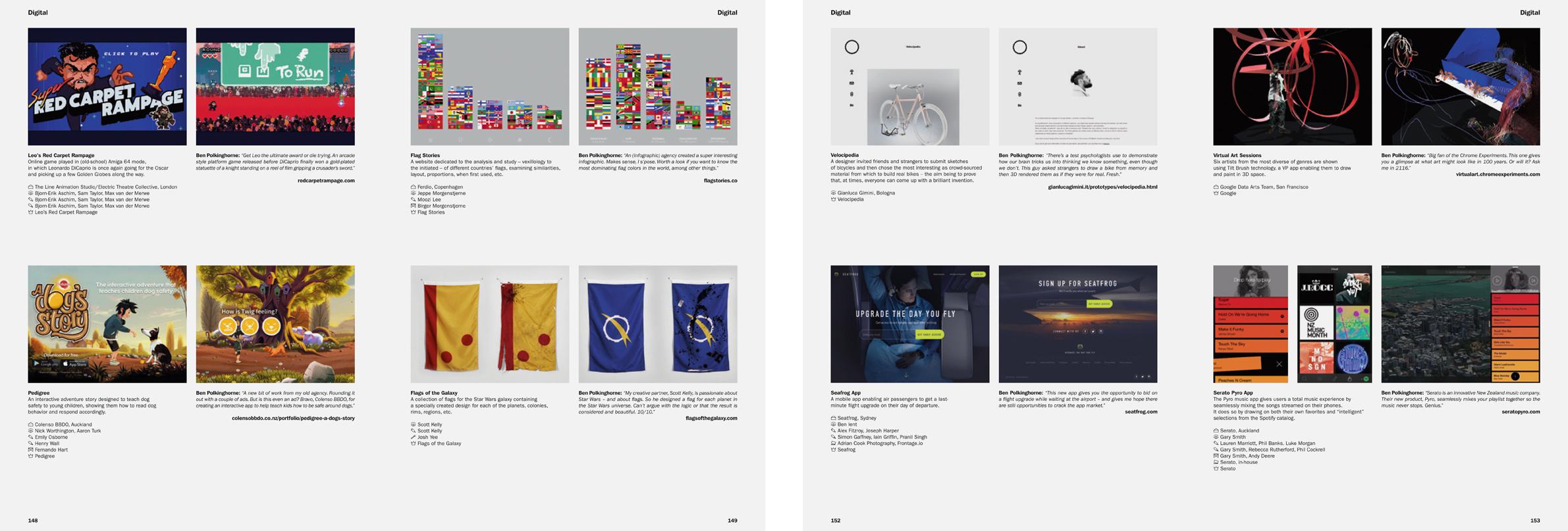 Lürzer's Archive - Out now: Vol  4-16 of Lürzer's Archive