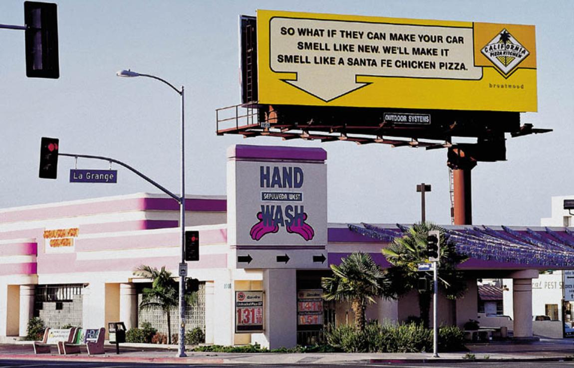 Lürzer\'s Archive - California Pizza Kitchen